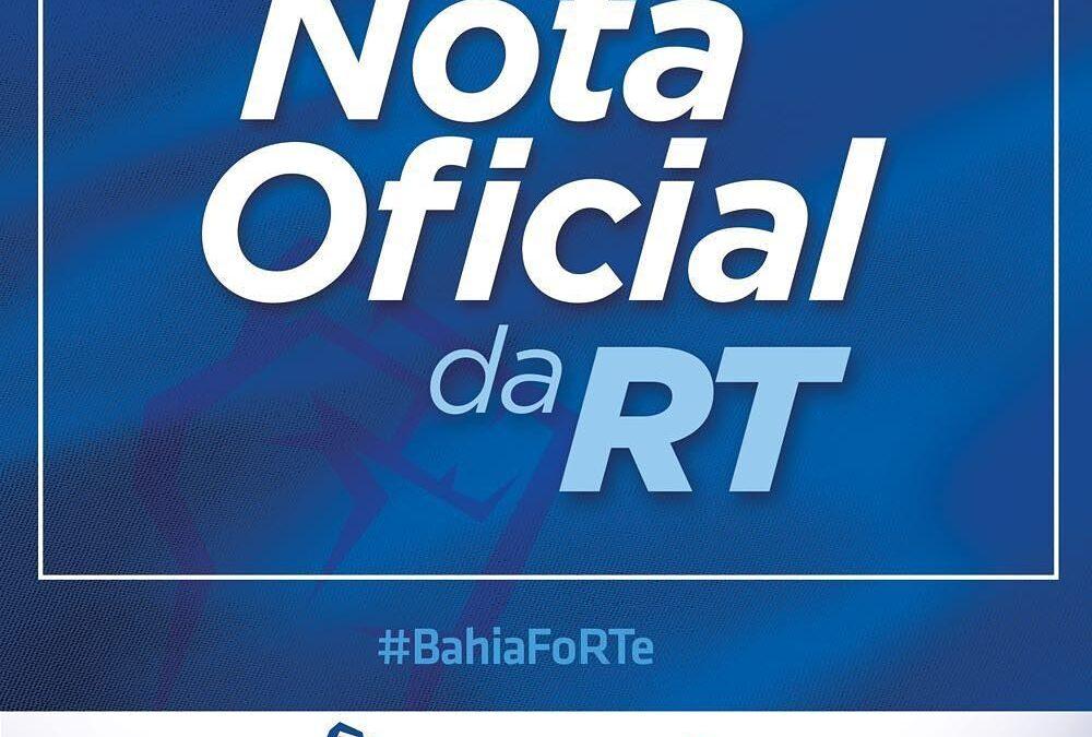 09/07/2013 a 09/07/2019 – aniversário de 6 anos da intervenção judicial no Esporte Clube Bahia.